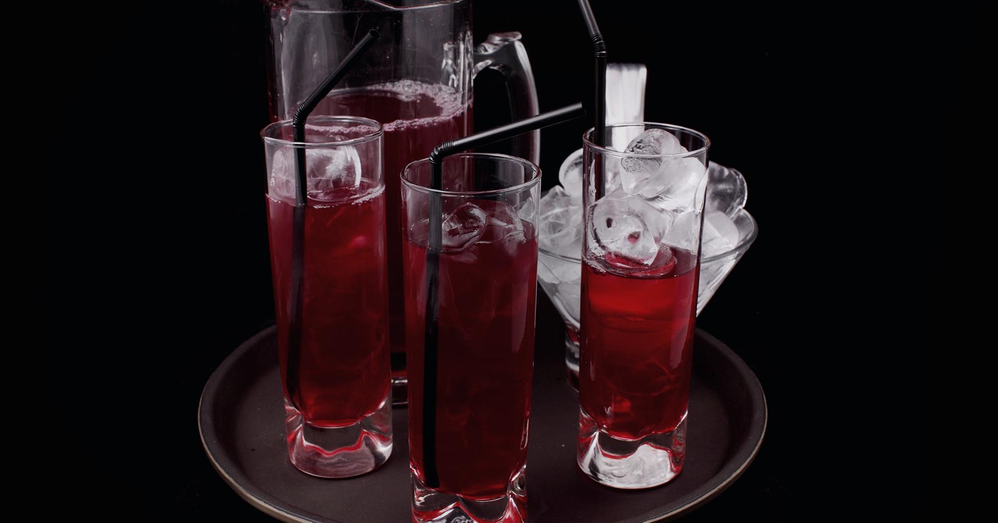 МЕНЮ — Напитки