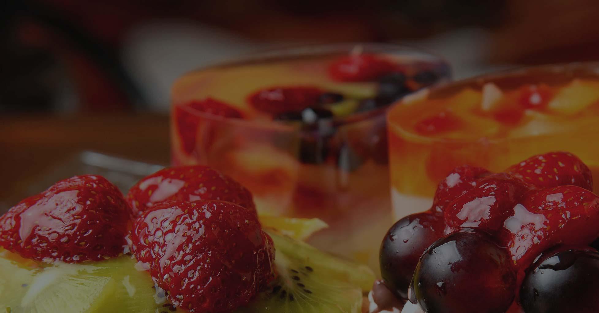 МЕНЮ —  Десерты